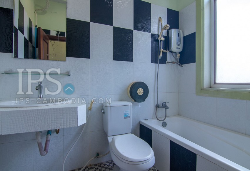 Studion Apartment for Rent in Siem Reap - Tapul