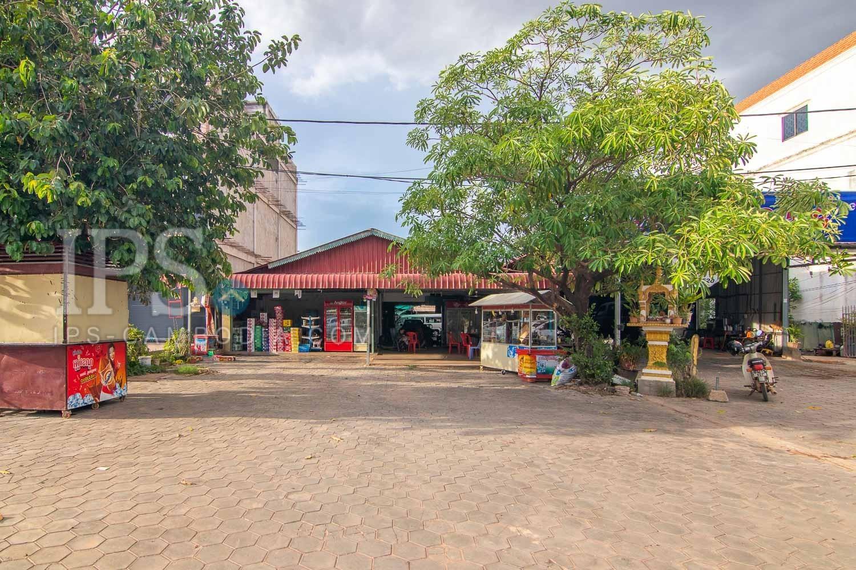 960 Sqm Land For Sale - Sra Ngae, Siem Reap