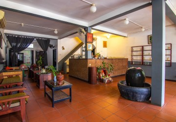 16 Room Massage Space For Rent - Road 60, Siem Reap thumbnail