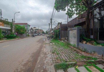 Commercial/Residential Space  For Rent - Wat Bo, Siem Reap