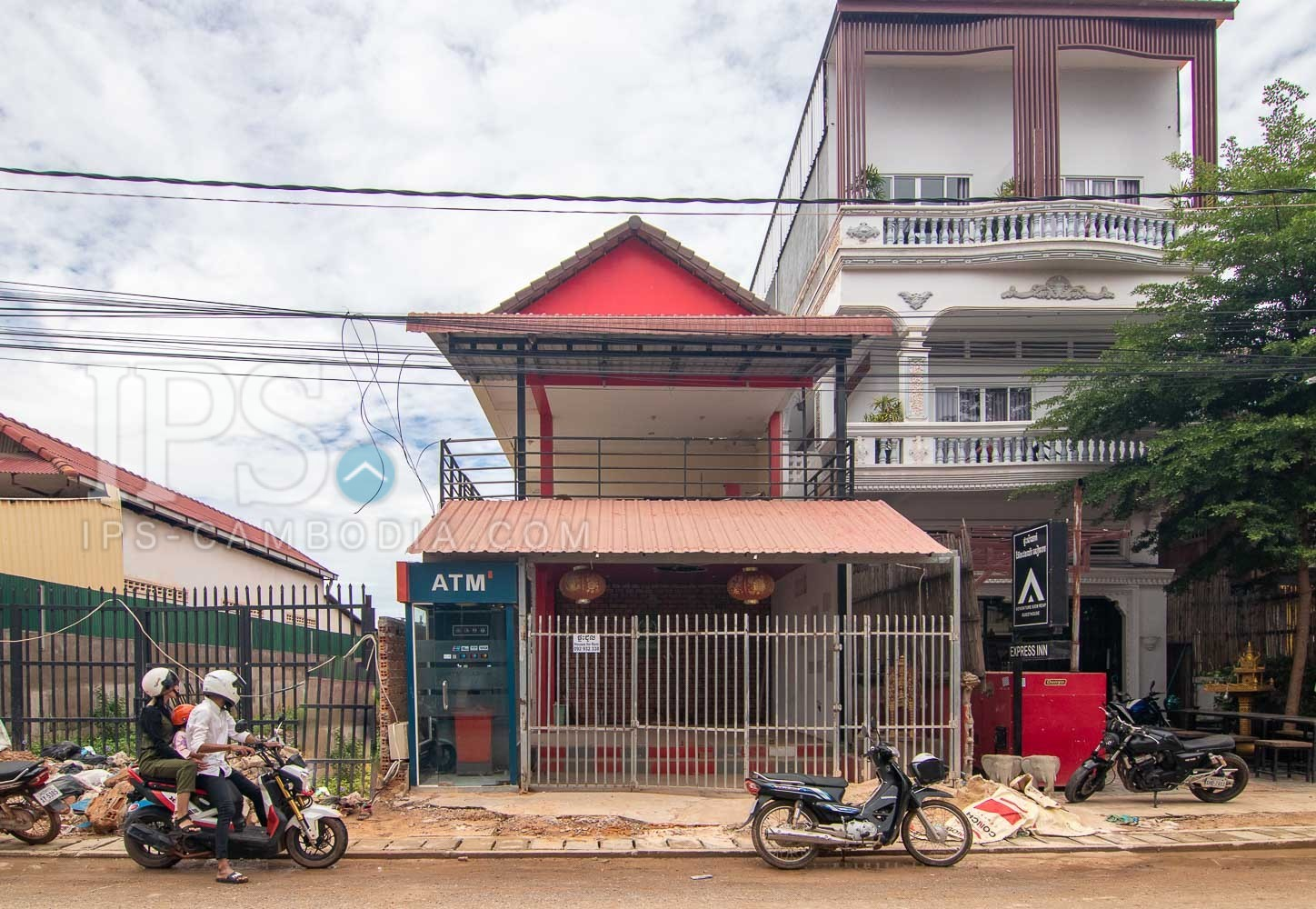 Restaurant Space For Rent - Old MarketPub Street, Siem Reap