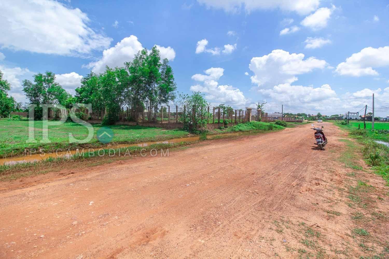 975 Sqm Land For Sale - Svay Prey, Siem Reap