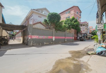 Land and Commercial Building For Sale - Stueng Meanchey, Phnom Penh
