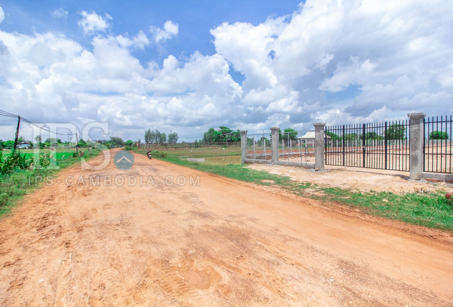 1307 Sqm Land For Sale - Svay Prey, Siem Reap