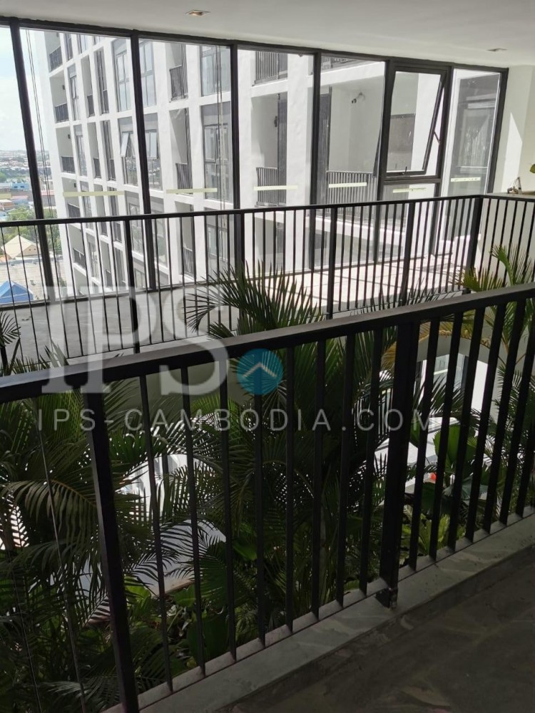 1 Bedroom Condo Unit For Sale - Khan Meanchey, Phnom Penh