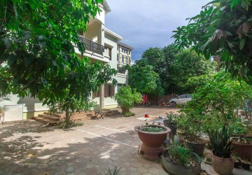 4 Bedroom Villa  For Rent - Svay Dangkum, Siem Reap
