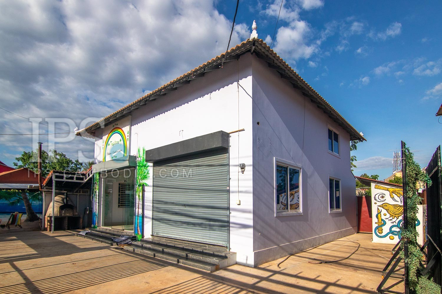 2 Bedroom House For Rent - Night Market Area, Siem Reap