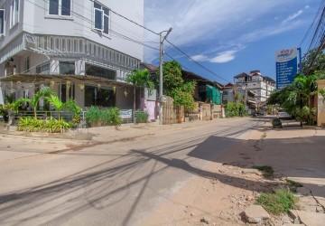 2300 Sqm Land For Rent - Night Market, Siem Reap