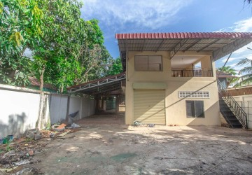 396 Sqm Land For Sale - Night Market Area, Siem Reap