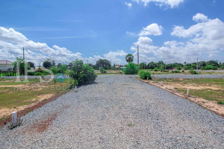 100 Sqm Land For Sale - Slor Kram, Siem Reap