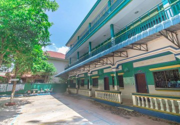 Commercial Building  For Rent - Wat Bo, Siem Reap