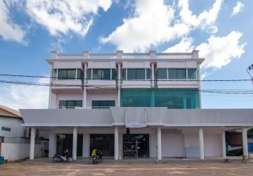 3rd Floor Commercial Space For Rent - Svay Dangkum, Siem Reap