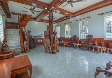 3 Bedroom House For Rent - Sala Kamreuk, Siem Reap thumbnail