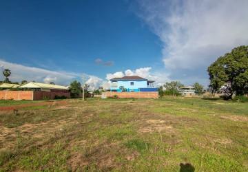 266 Sqm Land For Sale - Khnar, Siem Reap