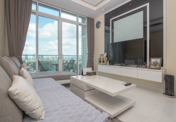 2 Bedroom Condominium For Sale  - Chroy Changvar, Phnom Penh