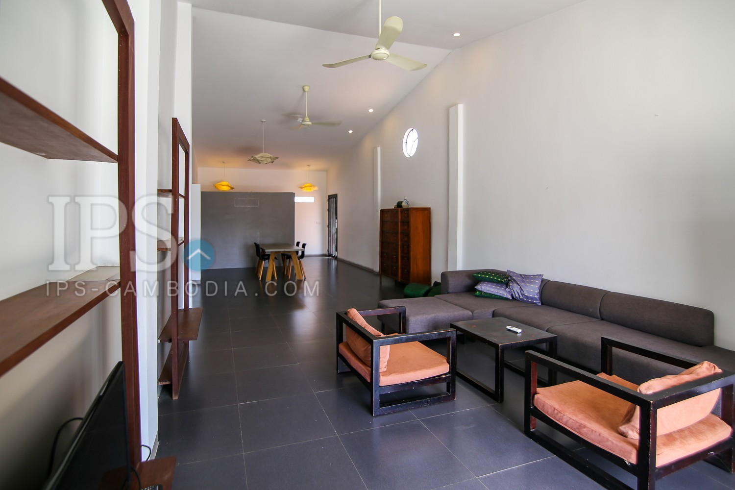 3 Bedroom Apartment For Sale - Monorom, Phnom Penh