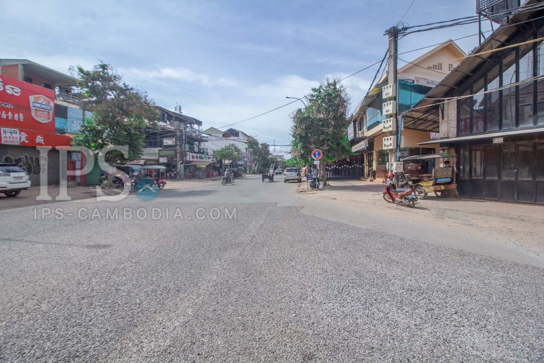 Restaurant Space For Rent - Pub Street, Siem Reap