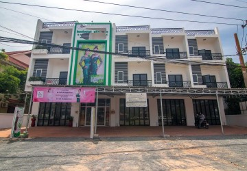 4 Bedroom Flat For Sale - Svay Dangkum, Siem Reap