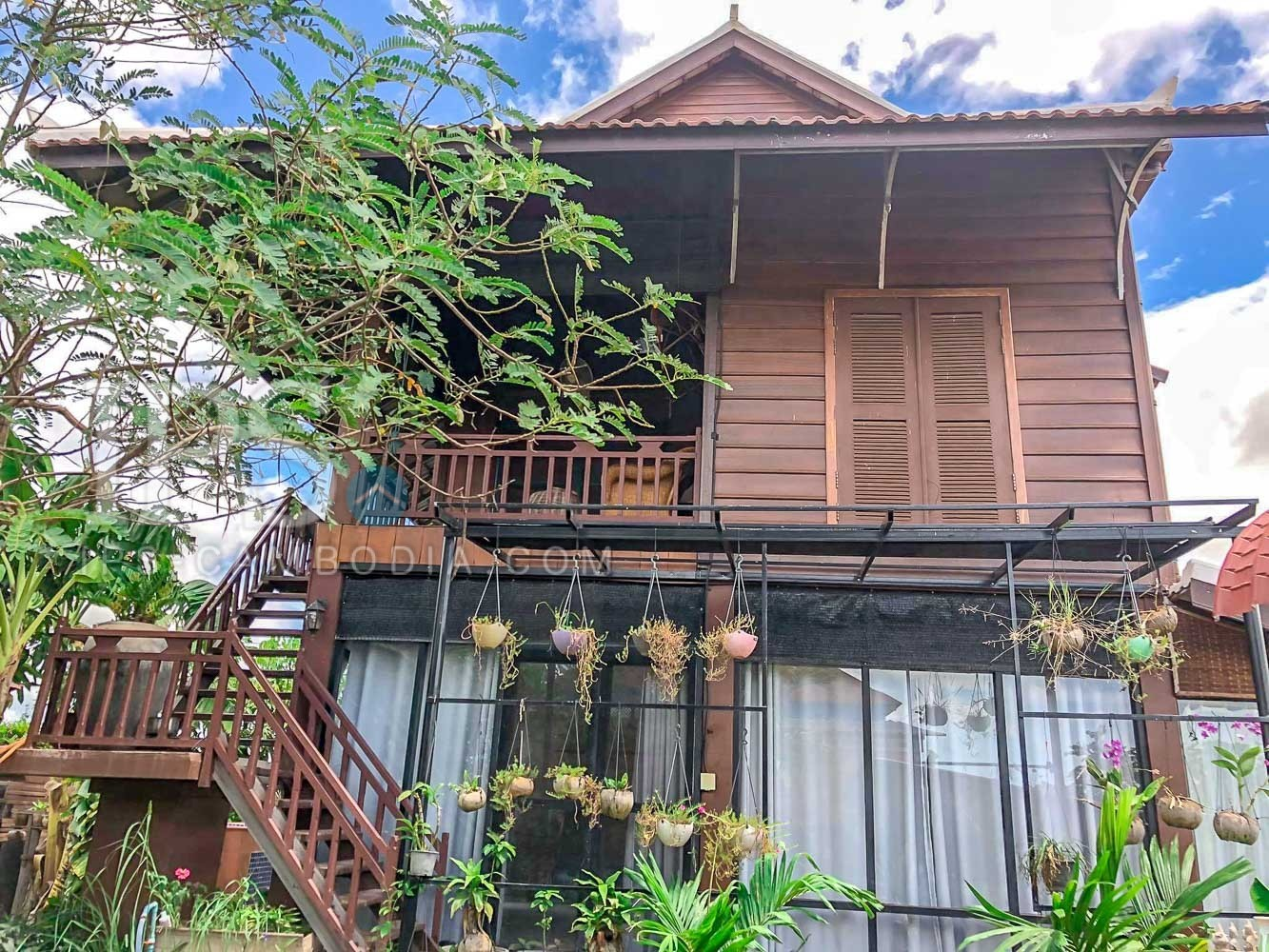 3 Bedroom House For Sale - Svay Dangkum, Siem Reap