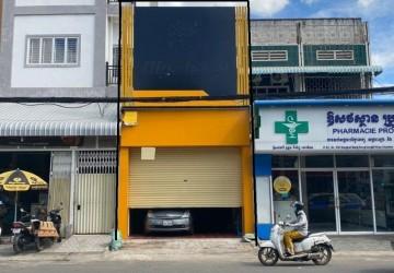Shophouse For Rent - BKK3, Phnom Penh