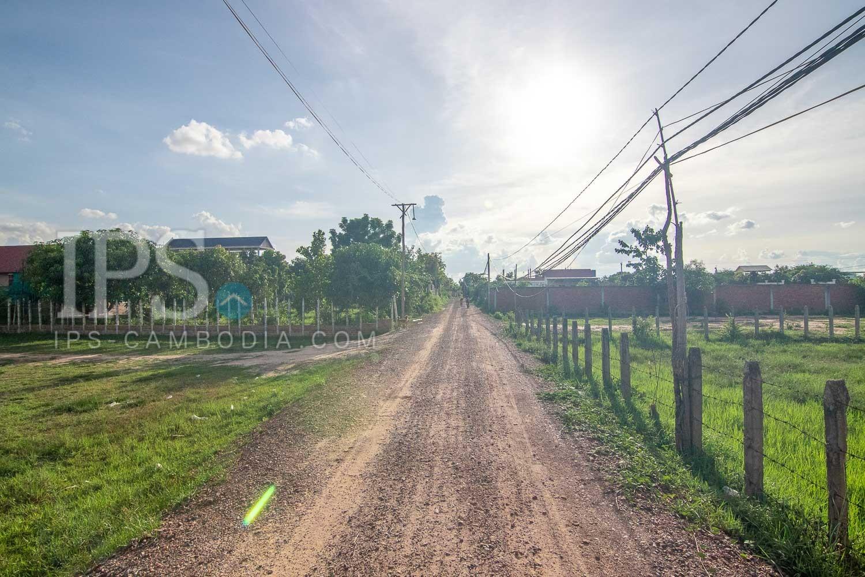 680 Sqm Land  For Sale - Kandek, Siem Reap