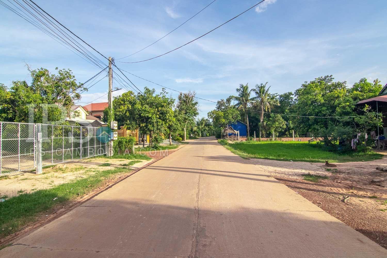 218 Sqm Land  For Sale - Kandek, Siem Reap