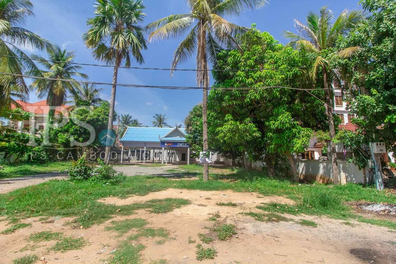 1800 Sqm Land For Rent - Svay Dangkum, Siem Reap
