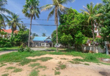 1800 Sqm Land For Rent - Svay Dangkum, Siem Reap