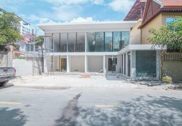 220 Sqm Commercial Building For Rent - BKK1, Phnom Penh