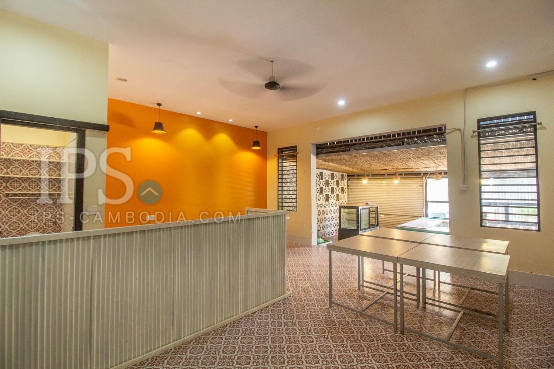 Office Space For Rent - Wat Bo, Siem Reap