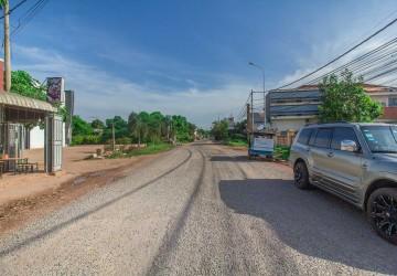 3000 Sqm Land For Sale - Kouk Chak, Siem Reap