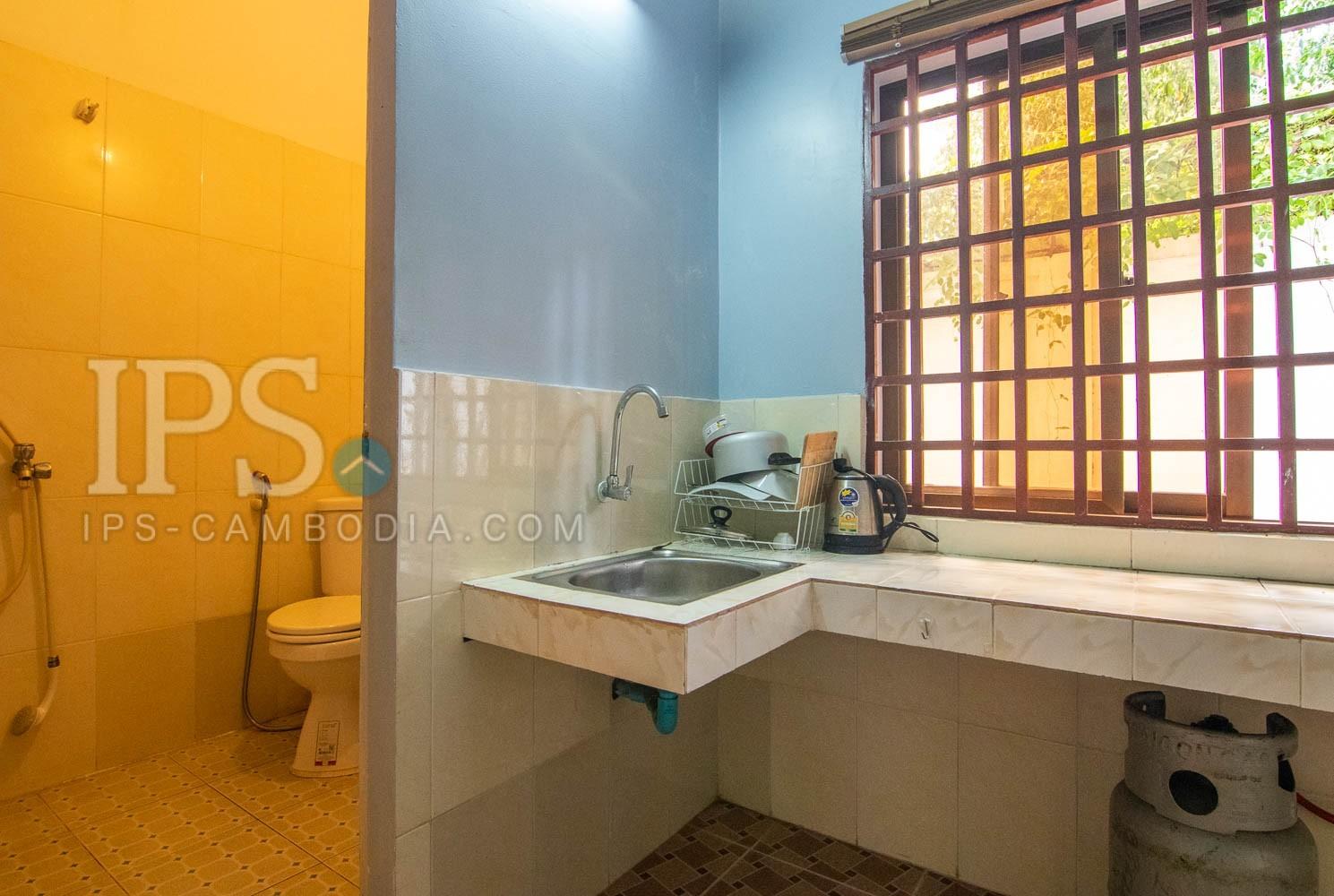 6 Unit Apartment Building For Sale - Sala Kamreuk, Siem Reap