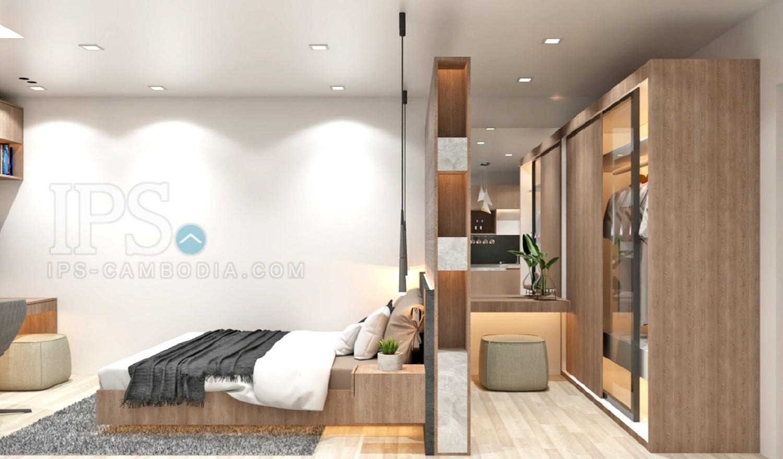 1 Bedroom  Condo For Sale - Svay Dangkum, Siem Reap