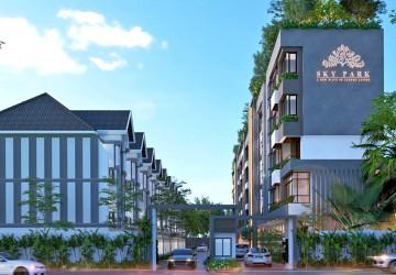 3 Bedroom Condo For Sale - Svay Dangkum, Siem Reap