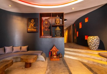 12 Room Commercial Property For Sale - Svay Dangkum, Siem Reap