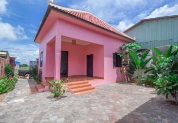 Twin Villa For Sale - Chreav, Siem Reap