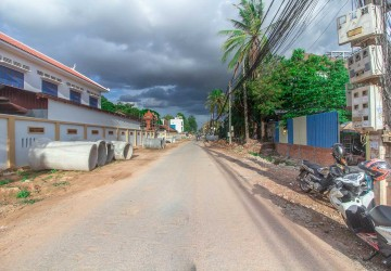 2230 Sqm Land For Sale - Wat Damnak, Siem Reap