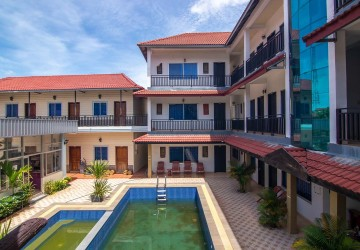 26 Bedroom Boutique Villa For Sale - Svay Dangkum, Siem Reap