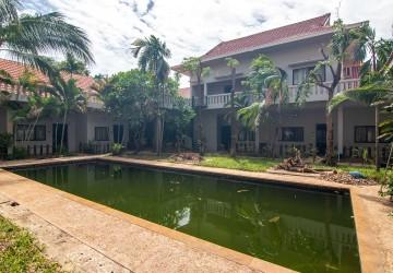 11 Bedroom Boutique Villa For Rent - Svay Dangkum, Siem Reap