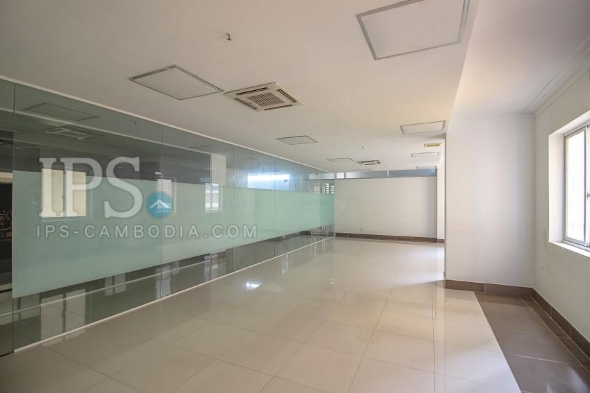 70 Sqm Office Space For Rent - BKK2, Phnom Penh