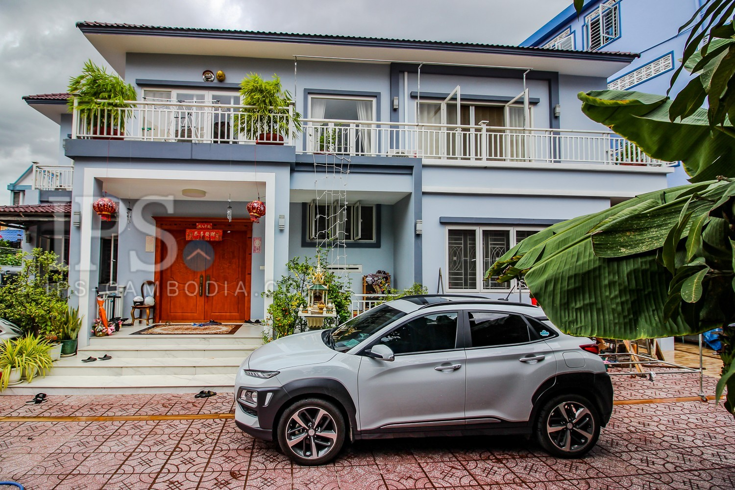 House and Land For Sale - Beoung Tumpun, Phnom Penh