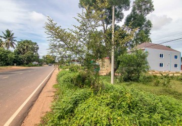 729 Sqm Land  For Sale - Road 60, Siem Reap