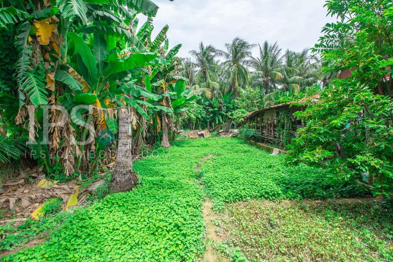 450 Sqm Land For Sale - Wat Po, Siem Reap