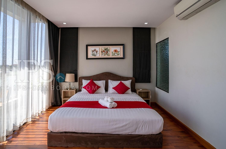 7 Unit Apartment Building For Sale - Sala Kamreuk, Siem Reap
