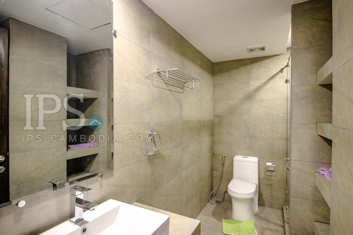 2 Bedroom Condo For Rent - Khan Meanchey, Phnom Penh