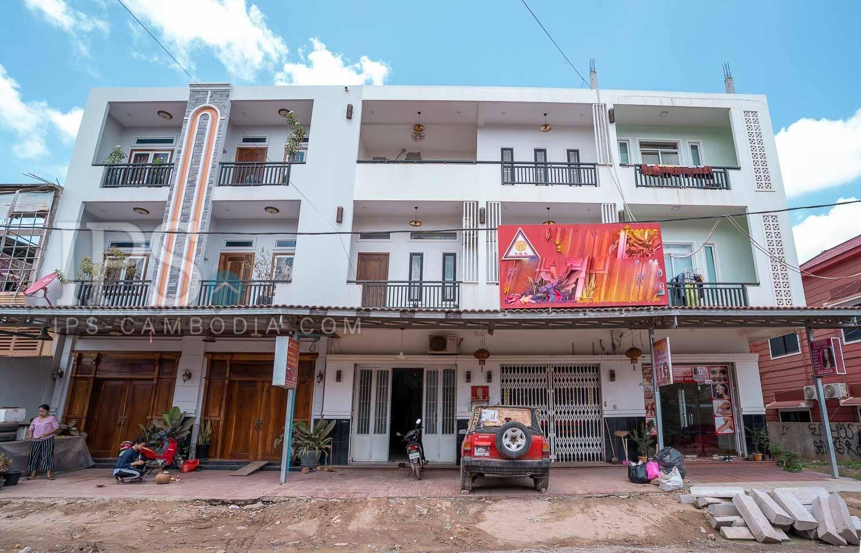 2 Flat Houses  For Sale - Kouk Chak, Siem Reap