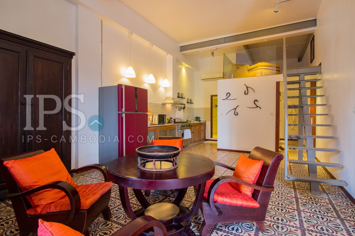 Apartment For Sale in Phnom Penh - Two Bedroom in Daun Penh