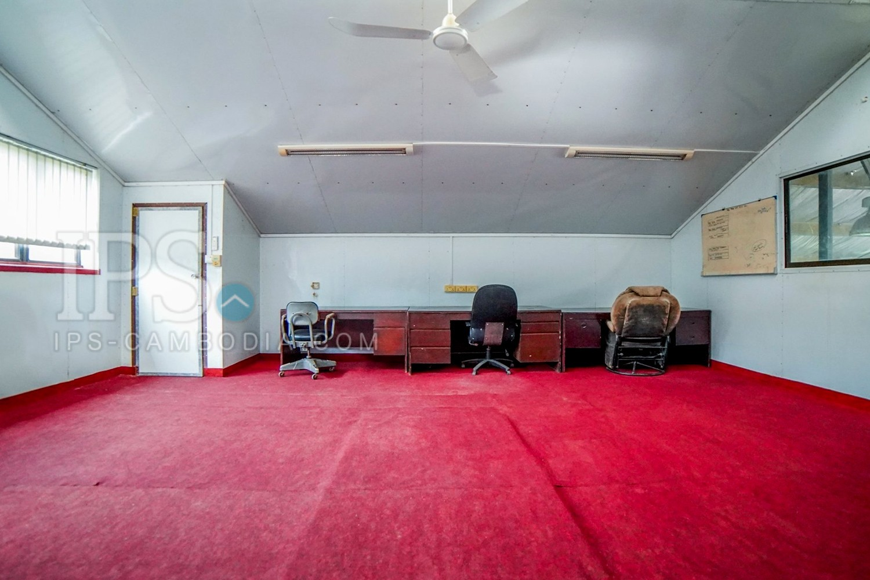 865 Sqm Warehouse For Sale - Takhmao, Kandal