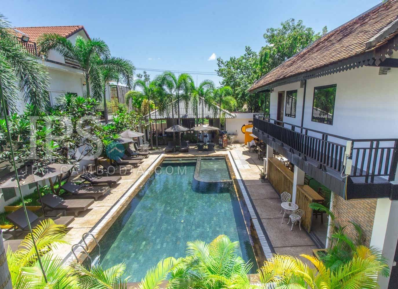 16 Room Boutique Hotel For Sale - Sala Kamreuk, Siem Reap