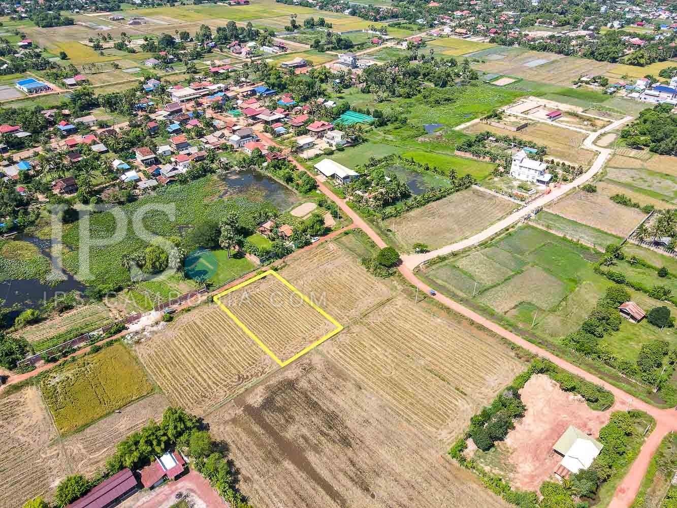 1371 Sqm Land For Sale - Chreav, Siem Reap
